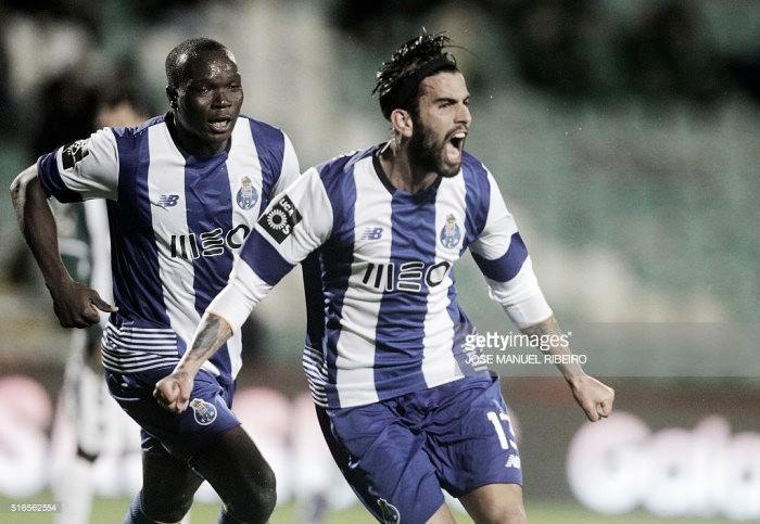 FC Porto : A afirmação de Sérgio Oliveira