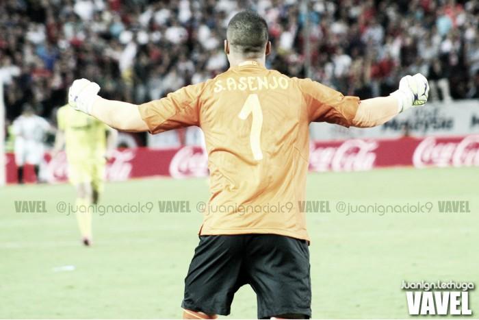 Sergio Asenjo, 100 partidos vistiendo de amarillo