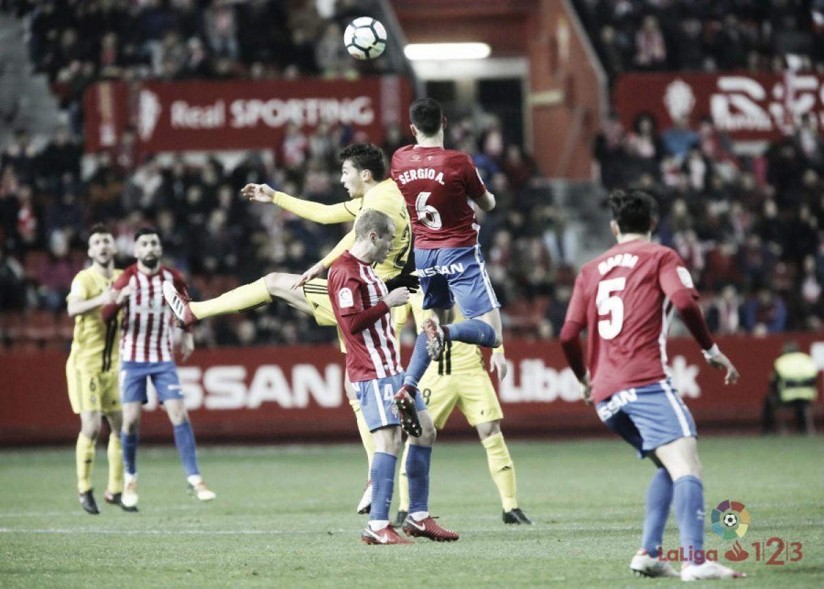 El Sporting como local, ¡peligro para el rival!