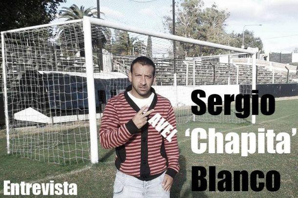 """Entrevista. Sergio """"Chapa"""" Blanco en VAVEL: """"Somos un equipo joven, pero dócil"""""""