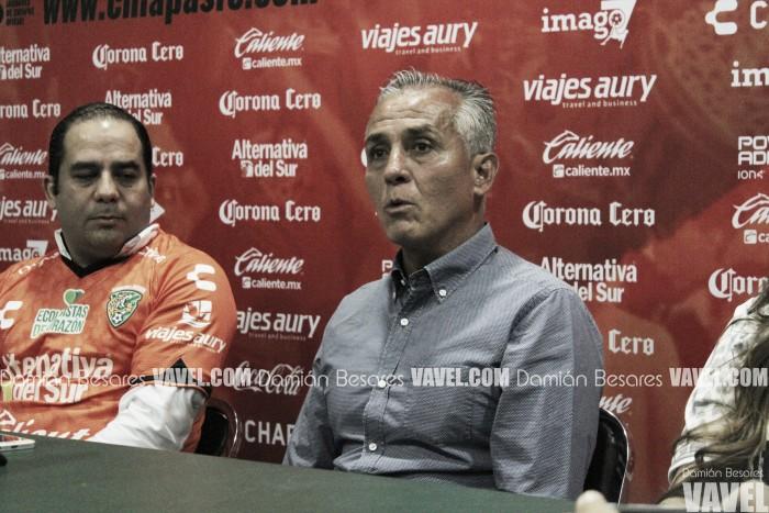 "Sergio Bueno: ""Cada partido será un escalón a la salvación"""