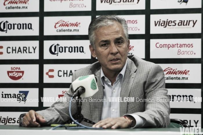 """Sergio Bueno: """"Estamos centrados en nosotros"""""""