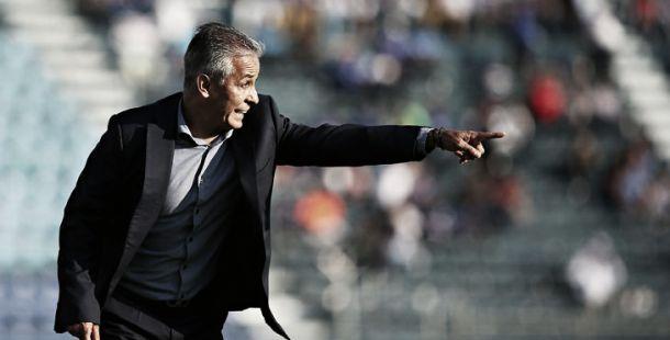 """Sergio Bueno: """"Tenemos que hacer un gran partido"""""""