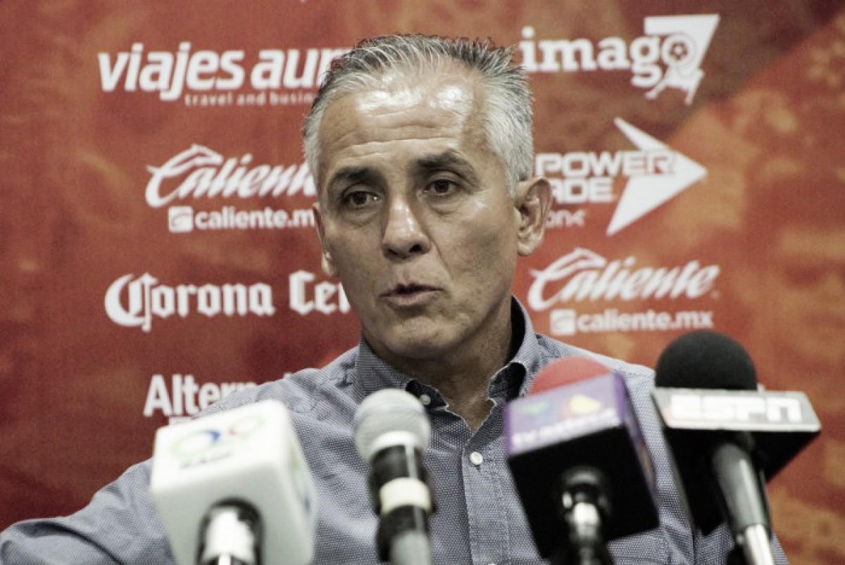 """Sergio Bueno: """"Estamos mejorando en el cierre del campeonato"""""""