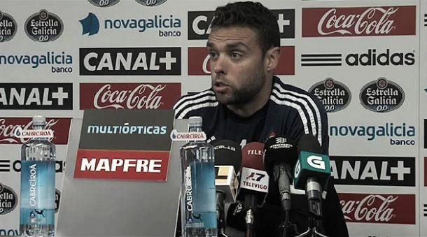 """Sergio: """"Tengo un año más de contrato"""""""