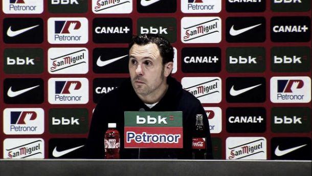 """Sergio: """"Cuando no compites no tienes nada que hacer"""""""