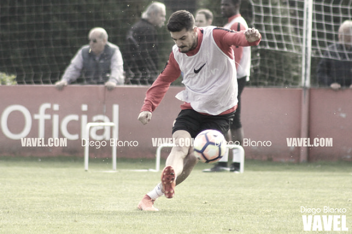 """Sergio Álvarez: """"Intentaré estar a mi nivel más alto lo antes posible"""""""