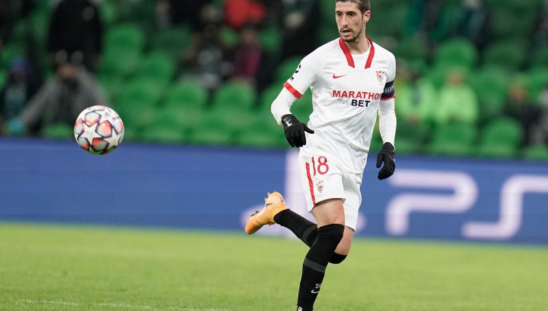 Sergio Escudero, experiencia y solidez defensiva
