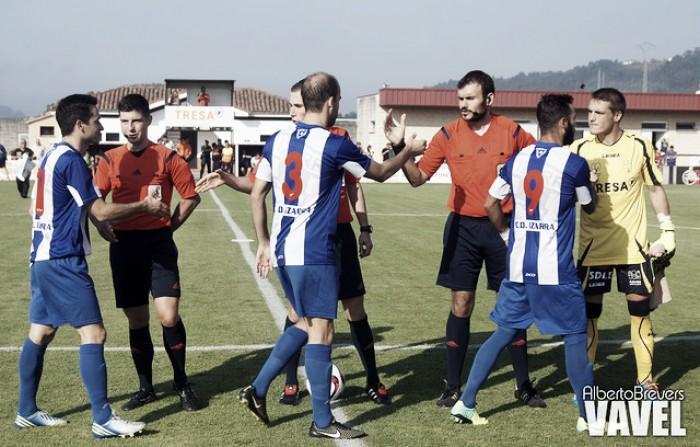 Informe del árbitro: Sergio Espasandin Cores