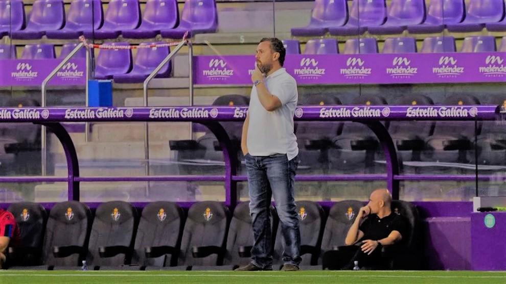 """Sergio González:"""" Es nuestra oportunidad para poner el broche de oro a la temporada"""""""