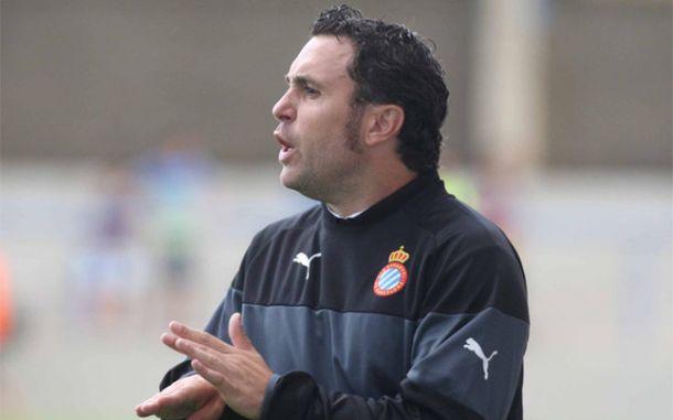 """Sergio González: """"Tenemos que jugar al mismo nivel que en el Power8 Stadium"""""""