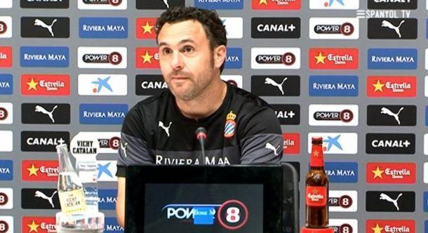 """Sergio González: """"Vamos a darlo todo para sumar el mayor número de puntos"""""""