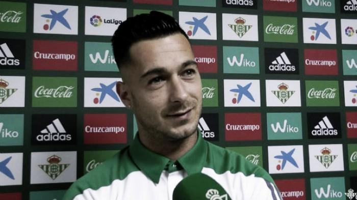 """Sergio León: """"Esto sirve para que el equipo coja un poco de confianza"""""""