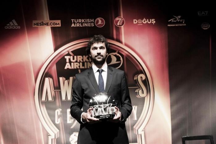 Sergio Llull, MVP de la Euroliga 2016-17