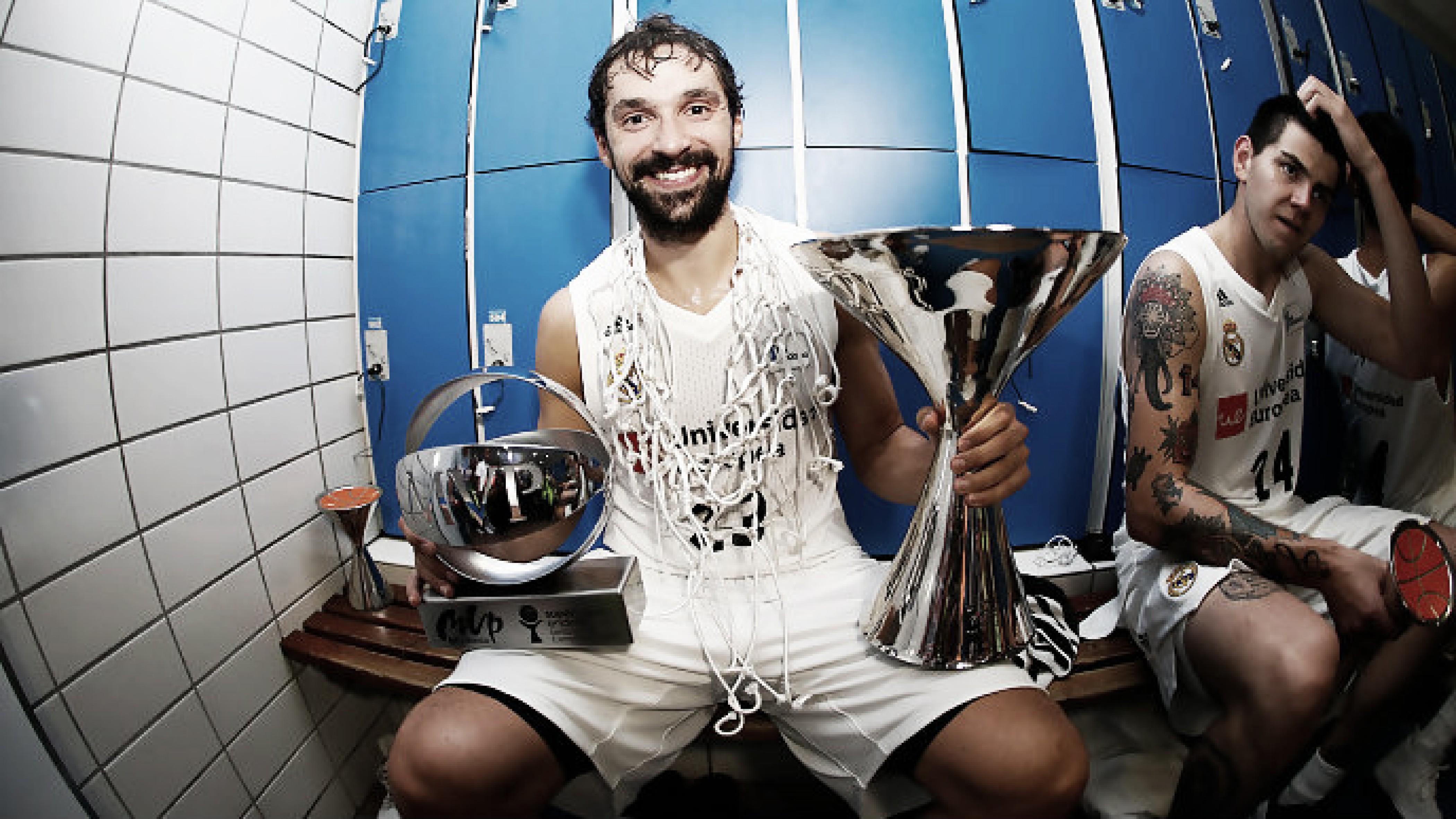 Sergio Llull es el MVP de la Supercopa 2018 | Foto: ACB.com