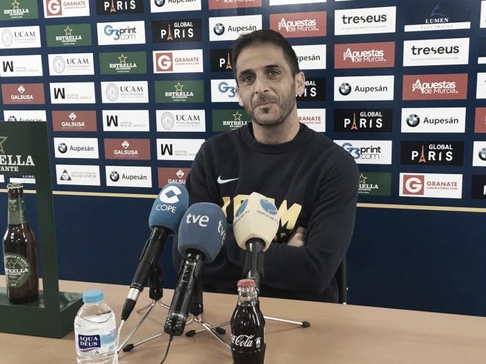 """Sergio Mora: """"Creo que no merecemos estar tan abajo"""""""