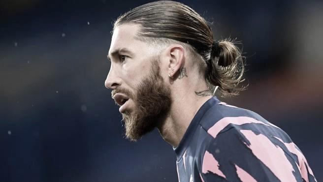 Sergio Ramos, más lejos del Real Madrid