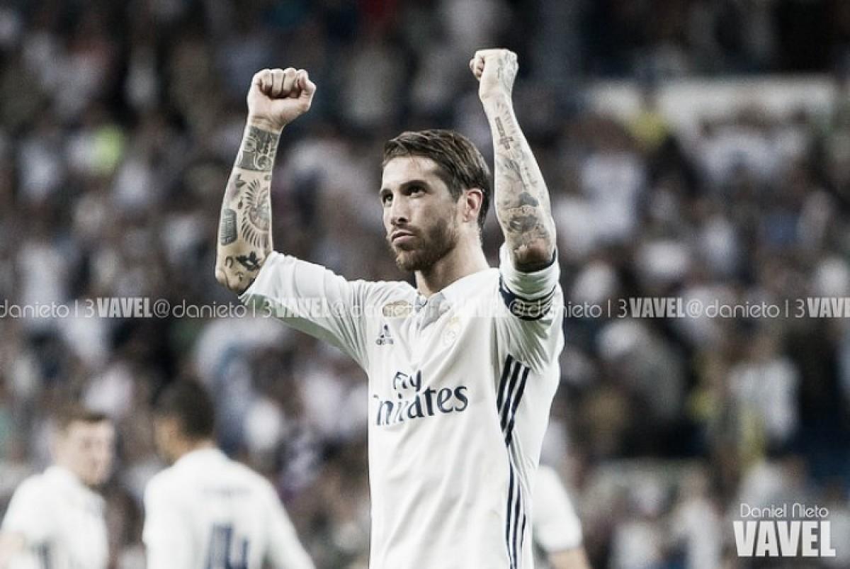 Sergio Ramos sigue sumando victorias