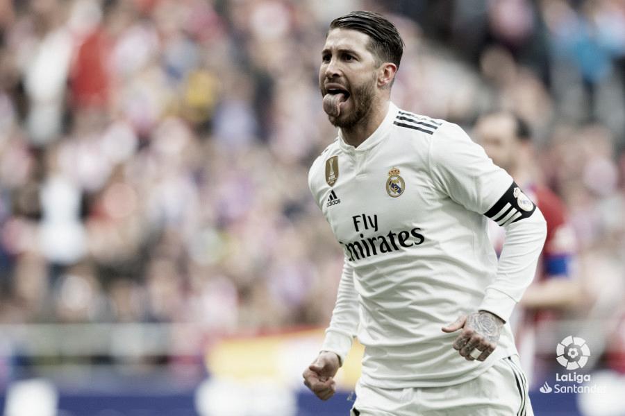 Sergio Ramos confirma la 'ley del ex'