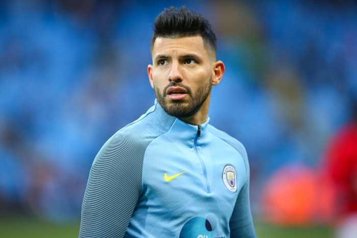 Sergio Aguero plays down Real Madrid rumours