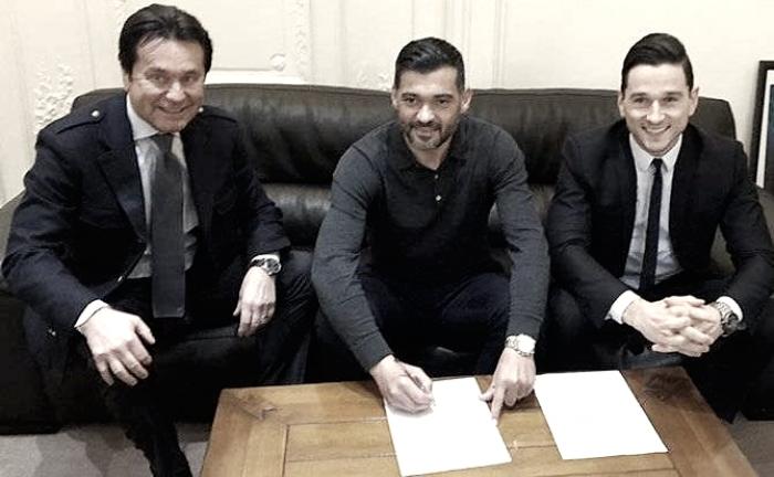 Sergio Conceição é anunciado como novo treinador do Nantes