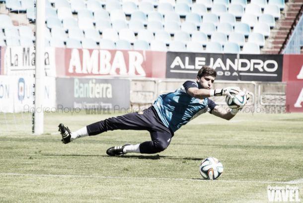 Sergio Sanz abandona el Real Zaragoza B