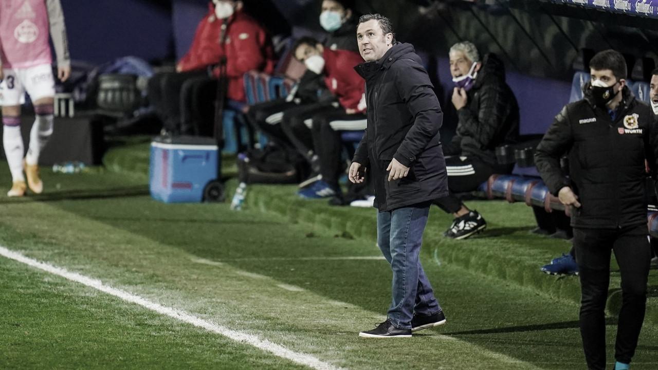 """Sergio González: """"Todo lo que sea sumar es bienvenido"""""""