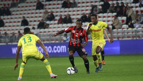 OGC Nice - FC Nantes : les canaris surprennent les aiglons
