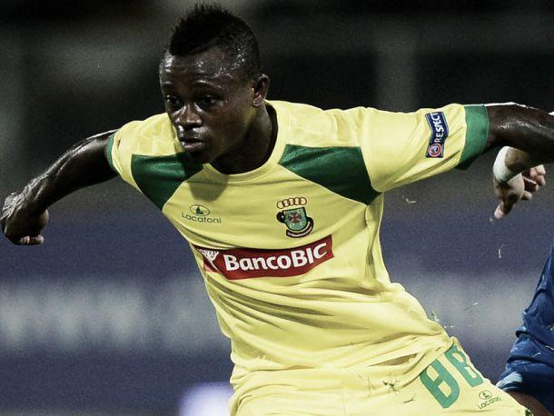 Do Paços para a Ligue 1: médio Seri perto de se transferir