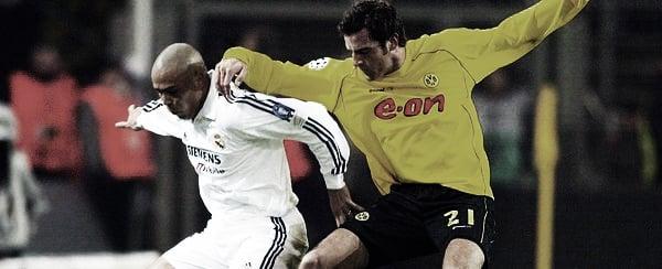 Serial Borussia Dortmund - Real Madrid: 2002/03, Raúl y Ronaldo sellan la remontada madridista