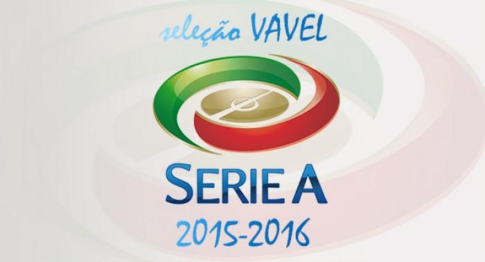 Seleção VAVEL da Serie A 2015/16