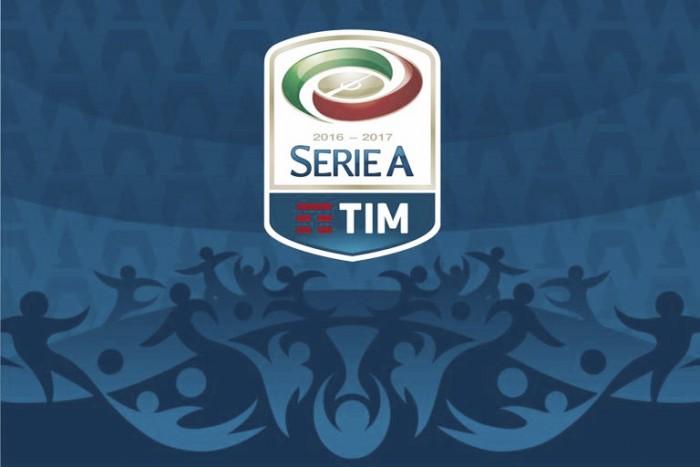 Serie A, le formazioni ufficiali delle gare delle 15