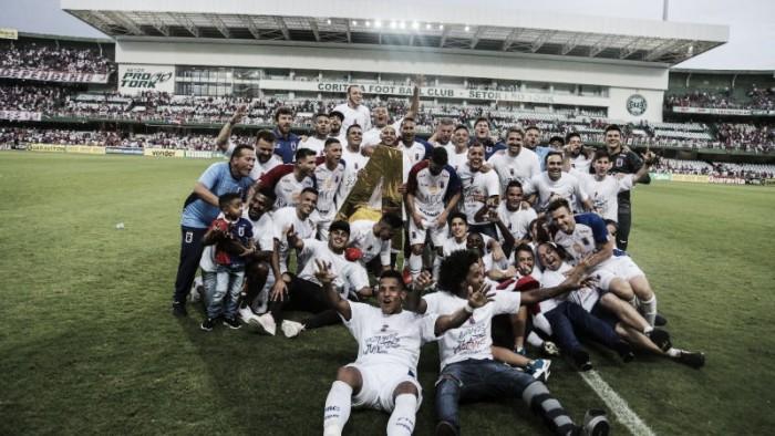 Retrospectiva VAVEL: Volta a Série A após 10 anos marca temporada dos sonhos para o Paraná