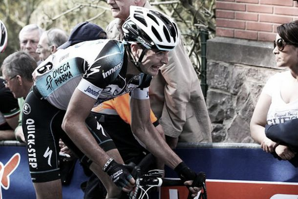 Omega renueva a Pieter Sierry