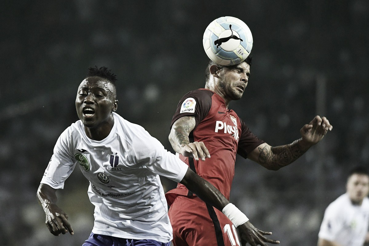 El Sevilla buscará asegurar la eliminatoria en el Pizjuán