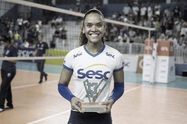 Sem muitas complicações, SESC Rio vence Valinhos fora de casa