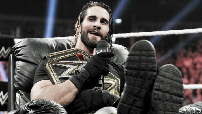 Was Seth Rollins backstage at Payback?