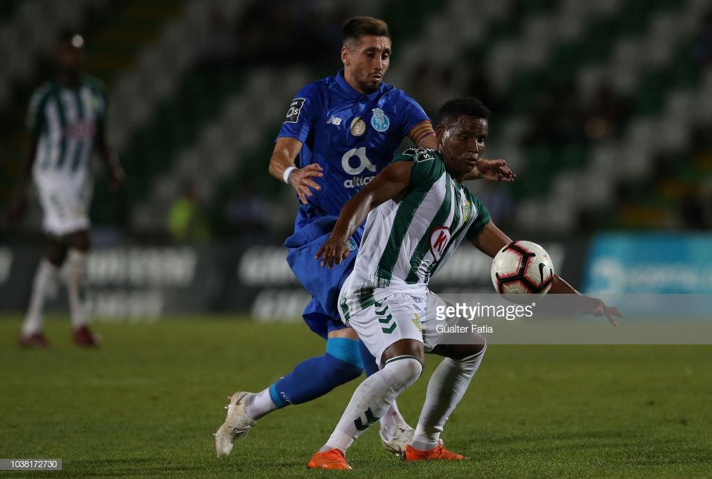 FC Porto tenta manter a liderança