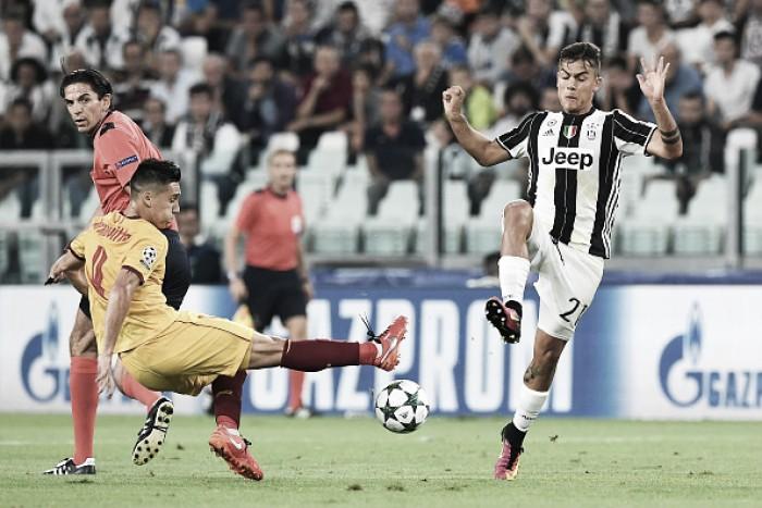 Juventus 0-0 Sevilla: Bianconeri frustrated in Turin
