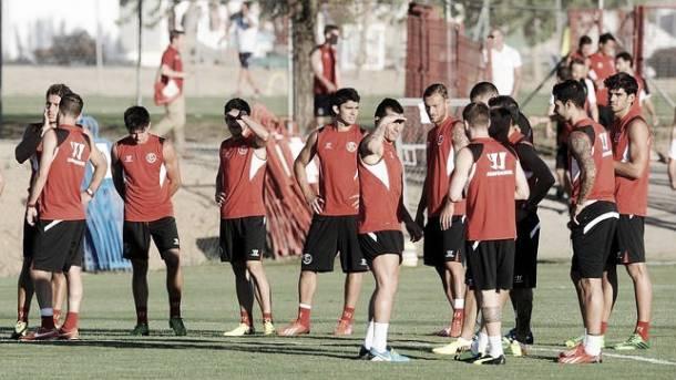 Seville se prépare pour l'Europe