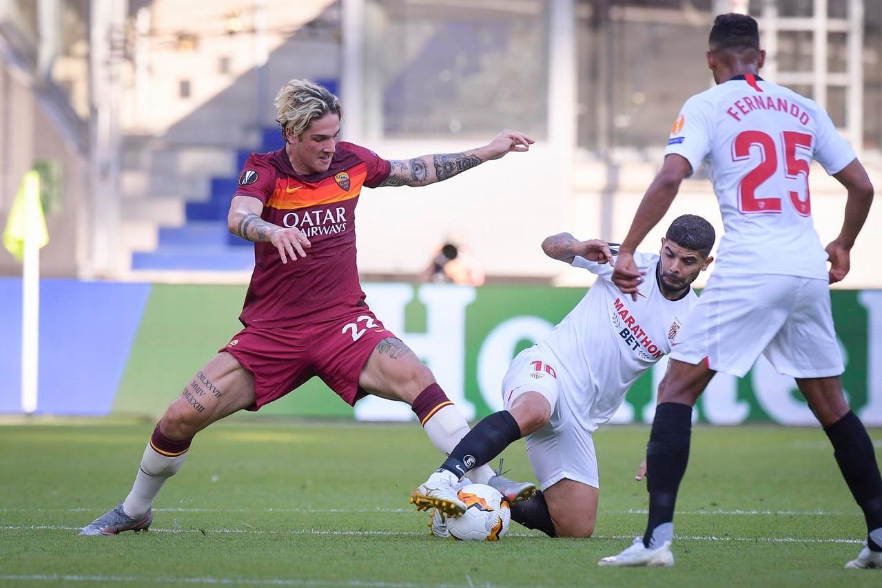 Troppo Siviglia per la Roma: 2-0 e giallorossi eliminati