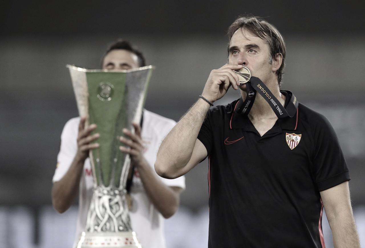 É hexa! Sevilla bate Inter de virada e é campeão da Uefa Europa League