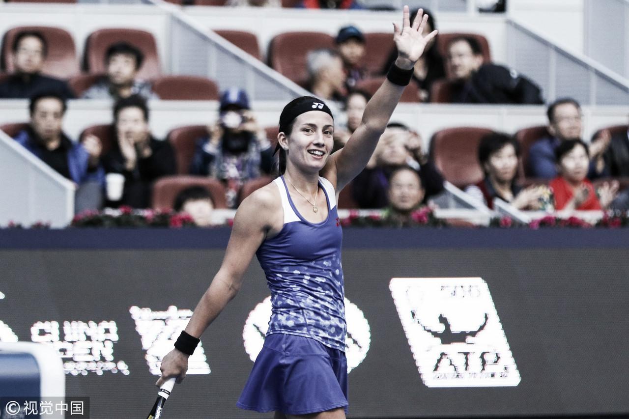 Sevastova derruba Osaka e alcança maior final da carreira em Pequim