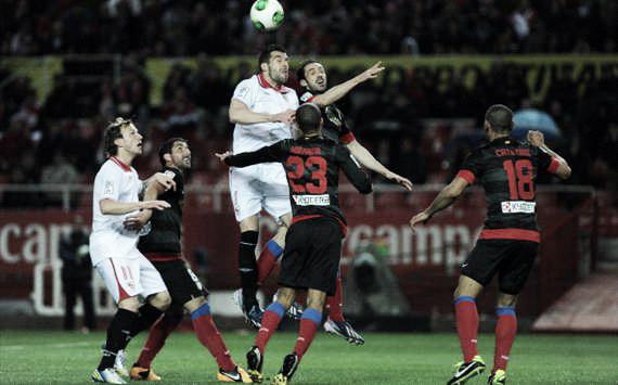 Calendario Liga 2013/2014 del Sevilla FC