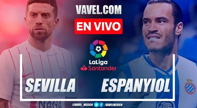Resumen y goles: Sevilla 2-0 Espanyol por LaLiga 2021
