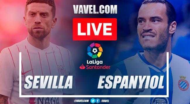 Goals and highlights: Sevilla 2-0 Espanyol in LaLiga 2021
