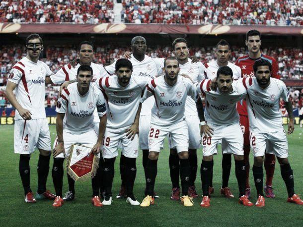 Sevilla's journey to the Europa League final
