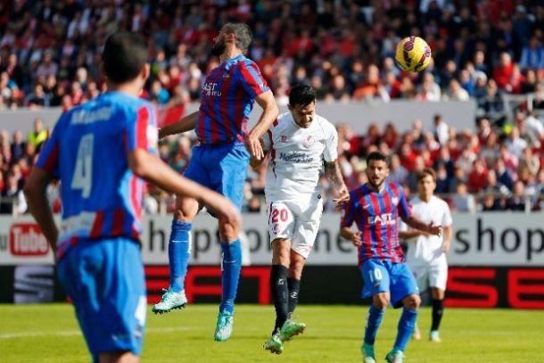 Levante - Sevilla: Visitors continue on Champions League Charge