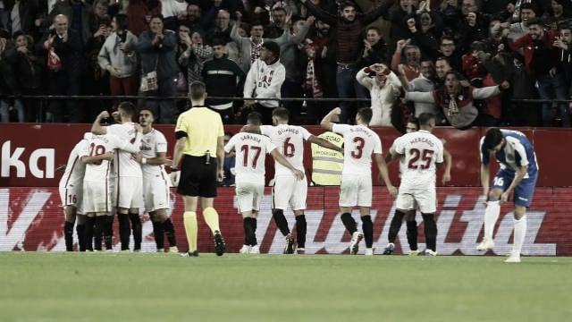 El Valladolid supera al Sevilla en enfrentamientos directos