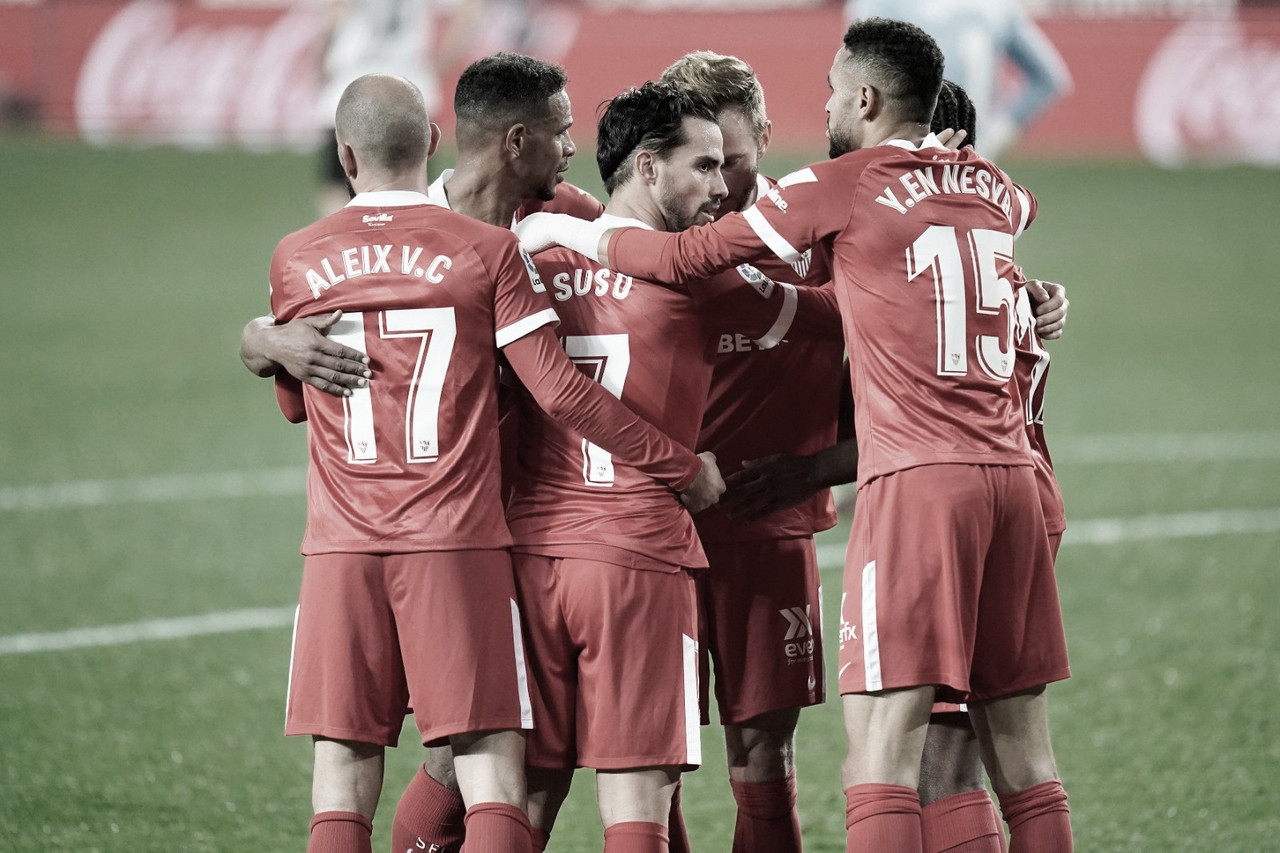 Resumen Sevilla 2-0 Villarreal en LaLiga Santander